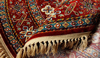 مناطق قالی بافی در ایران, قالی بافی در ایران