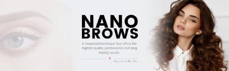 نانو بروز ابرو,دستگاه نانو بروز,تکنیک نانو بروز