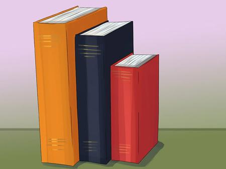 نکاتی برای انتخاب کتاب, مراحل انتخاب کتاب