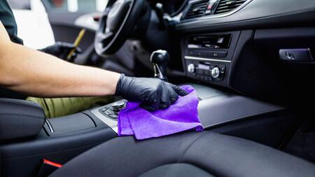 نحوه ی تمیز کردن فضای داخلی اتومبیل, تمیز کردن فضای داخلی اتومبیل, روش تمیز کردن داخل خودرو