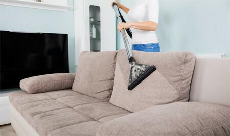 تمیز کردن کاناپه,روش های تمیز کردن کاناپه