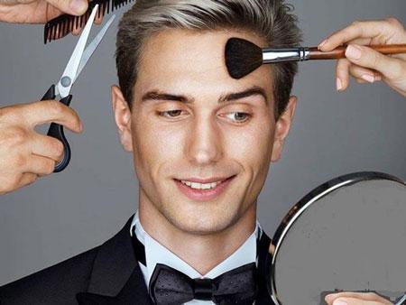 آرایش داماد, نکات مهم و جدید آرایش داماد در روز عروسی, آرایش داماد از چه خدمات و مراحلی تشکیل می شود