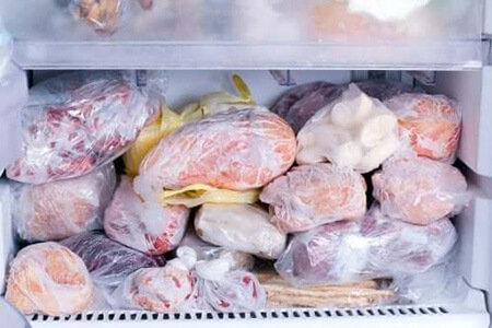 راهنمای انجماد کردن غذا, دانستنی هایی درباره ی انجماد غذا