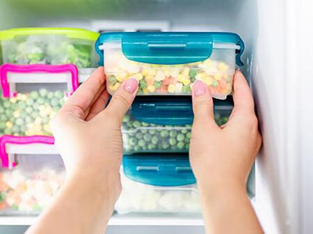 دانستنی هایی درباره ی انجماد غذا, روش های انجماد غذا
