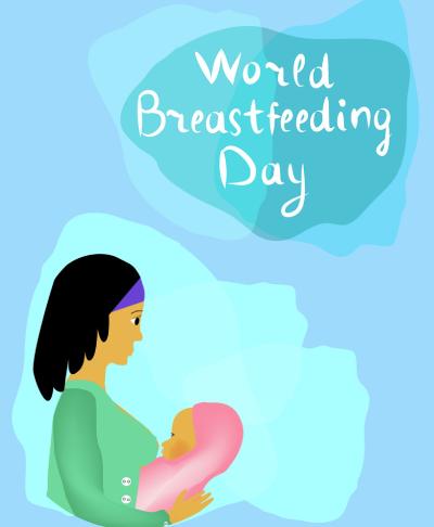 روز جهانی تغذیه با شیر مادر, هفته ترویج تغذیه با شیر مادر