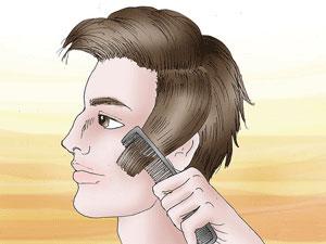 چگونه خودمان موهایمان را کوتاه کنیم, چگونه موهای خود را کوتاه کنیم, چگونه موهایمان را کوتاه کنیم