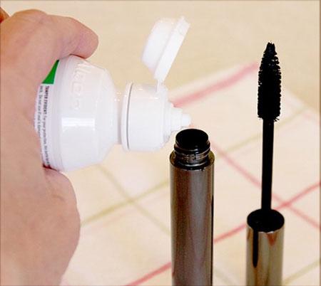 استفاده مجدد از ریمل های خشک شده,روش های کاربردی برای بازسازی ریمل خشک شده,استفاده مجدد از ریمل خشک شده