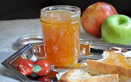 طرز تهیه مربای سیب,طرز تهیه مربای سیب سبز ترش