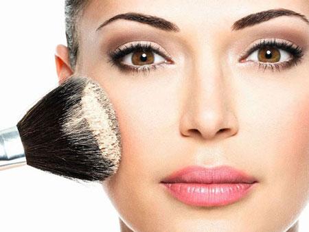آرایش حرفه ای, آرایش حرفه ای در منزل, چگونگی انجام آرایش حرفه ای در منزل
