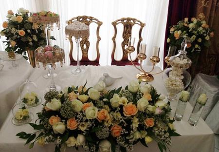 چیدمان میز نامزدی ساده, ایده هایی برای چیدمان میز نامزدی