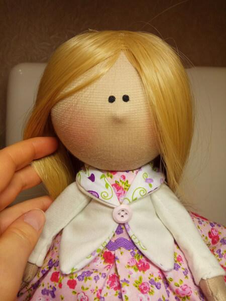 درست کردن عروسک روسی, روش درست کردن عروسک روسی