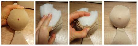 روش درست کردن عروسک روسی, آموزش درست کردن عروسک روسی