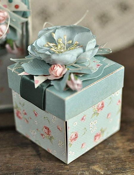 ایده هایی برای تزیین هدیه,مدل تزیین هدیه