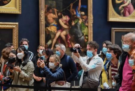 عکسهای جالب,عکسهای جذاب,موزه لوور