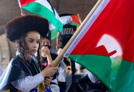 عکسهای جالب,عکسهای جذاب,کودک یهودی