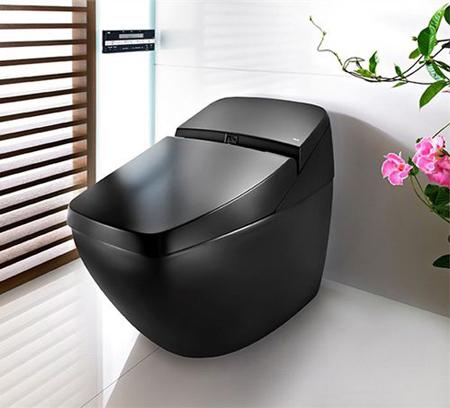 انواع توالت فرنگی های کم جا,مدل توالت فرنگی توکار