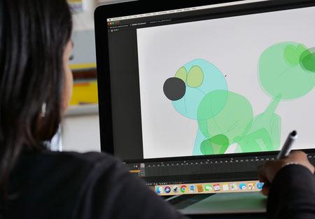 animation major 2 معرفی رشته انیمیشن و افراد مناسب + بازار کار