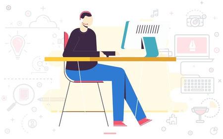 animation major 3 معرفی رشته انیمیشن و افراد مناسب + بازار کار