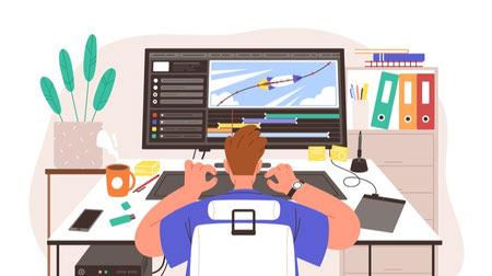 animation major 4 معرفی رشته انیمیشن و افراد مناسب + بازار کار