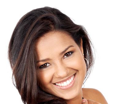 attractive smile makeup 5 چگونه با آرایش لبخند جذاب داشته باشیم؟