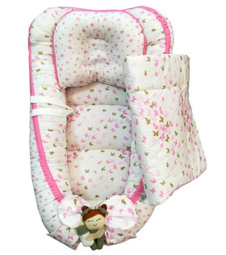 رختخواب نوزاد, سرویس رختخواب نوزاد