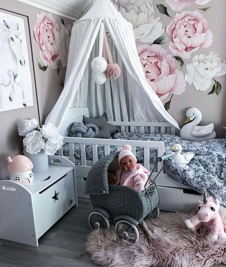 baby2 girl1 room2 color5 رنگ سیسمونی دخترانه