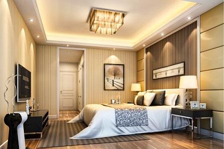 طرح کناف اتاق خواب,عکس کناف اتاق خواب , زیباسازی سقف اتاق خواب
