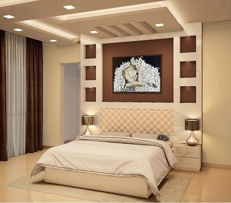 کناف اتاق خواب پسرانه,کناف اتاق خواب , طرح کناف اتاق خواب