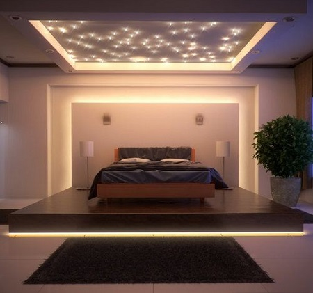 سقف اتاق خواب کلاسیک, کناف اتاق خواب پسرانه,کناف اتاق خواب