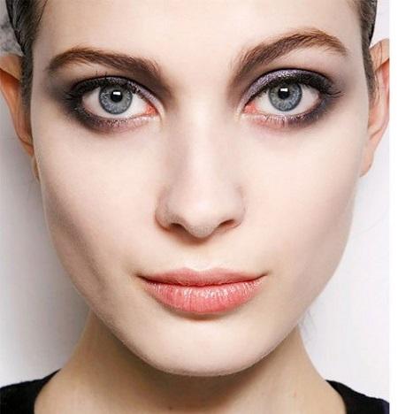 آرایش چشم درشت و برجسته, آرایش چشم درشت دخترانه, آرایش چشم درشت
