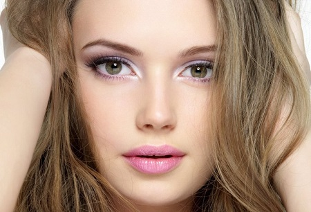 آرایش چشم درشت دخترانه, آرایش چشم درشت, آموزش آرایش چشم درشت