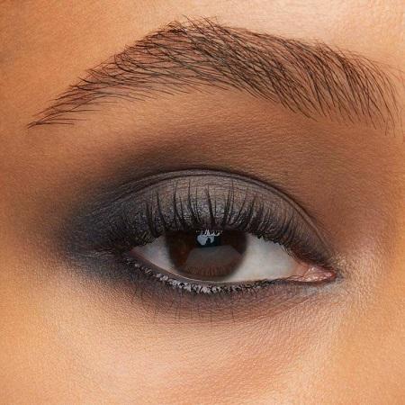 آرایش چشم درشت و گرد, خط چشم برای چشمهای درشت, آرایش چشم درشت