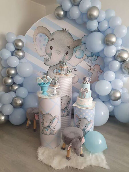boy2 birthday2 theme10 ایده هایی برای تم تولد پسرانه
