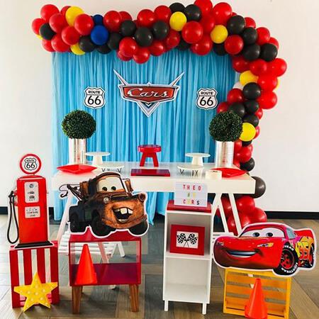 boy2 birthday2 theme13 ایده هایی برای تم تولد پسرانه