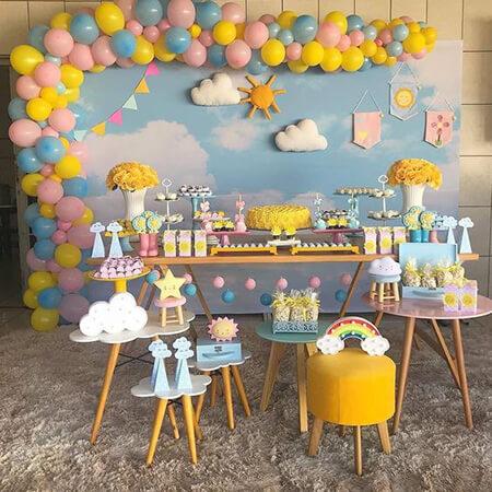 boy2 birthday2 theme4 ایده هایی برای تم تولد پسرانه