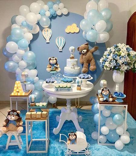 boy2 birthday2 theme7 ایده هایی برای تم تولد پسرانه