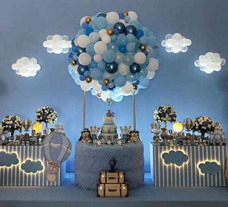 boy2 birthday2 theme8 ایده هایی برای تم تولد پسرانه