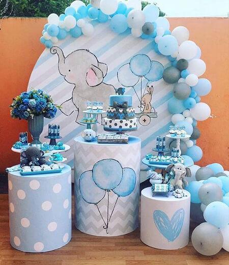 boy2 birthday2 theme9 ایده هایی برای تم تولد پسرانه
