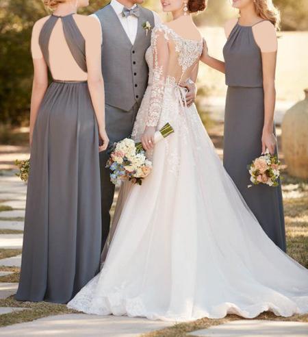 bride2 groom1 dress up14 ساقدوش عروس و داماد کیست؟ + مدل لباس ساقدوش عروس و داماد