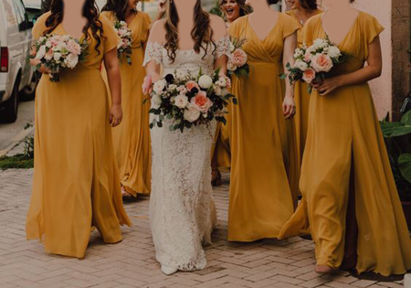 bride2 groom1 dress up5 ساقدوش عروس و داماد کیست؟ + مدل لباس ساقدوش عروس و داماد