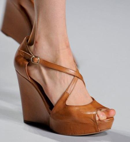 brown2 shoe2 model10 مدل کفش مجلسی قهوه ای