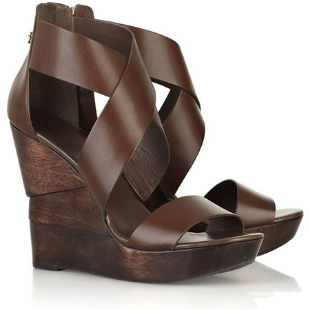 brown2 shoe2 model3 مدل کفش مجلسی قهوه ای