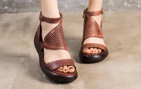 brown2 shoe2 model7 مدل کفش مجلسی قهوه ای