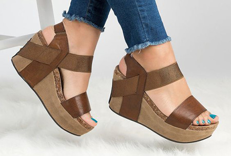 brown2 shoe2 model8 مدل کفش مجلسی قهوه ای