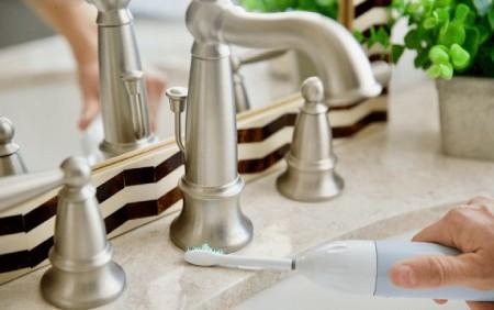 کاربردهای مسواک قدیمی, نحوه ی تمیز کردن وسایل با مسواک کهنه, روش تمیز کردن وسایل با مسواک قدیمی