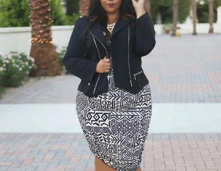 coats1 skirts2 obese3 مدل کت و دامن برای افراد چاق