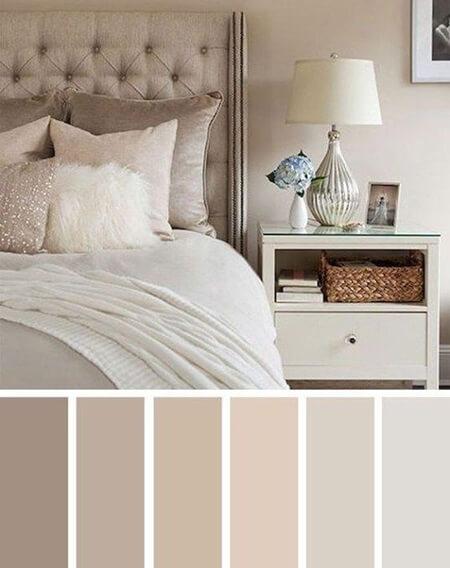 color1 room3 بهترین رنگ اتاق خواب