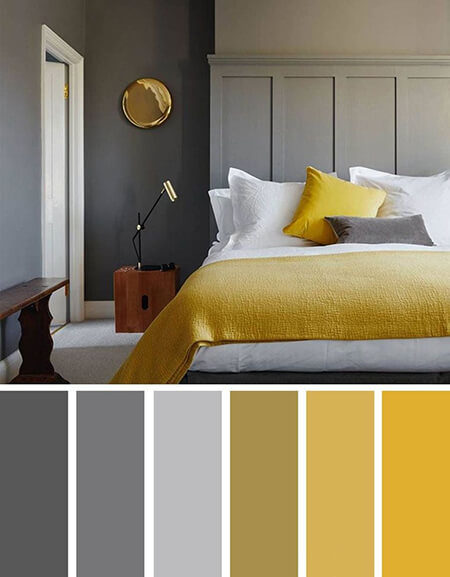 color1 room8 بهترین رنگ اتاق خواب