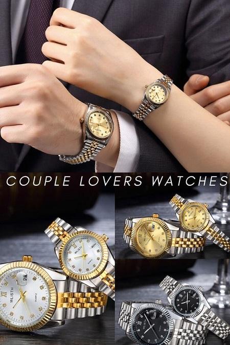 couple watch set 03 عکسهای زیبا از ست ساعت دونفره