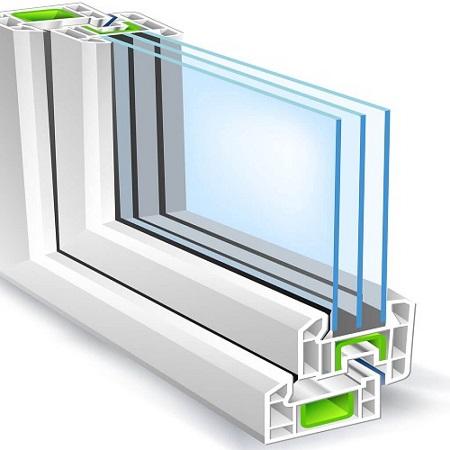 آشنایی با پنجره UPVC, ویژگی های پنجره UPVC, پنجره upvc